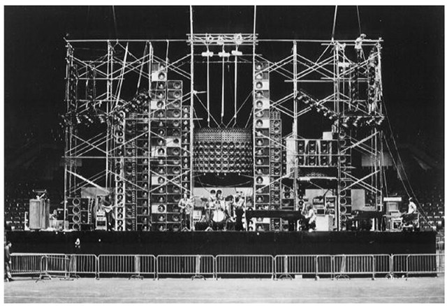 Wall of Sound The Grateful Dead