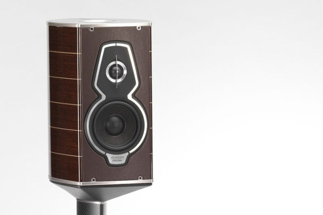 Sonus faber Guarneri Tradition Regallautsprecher