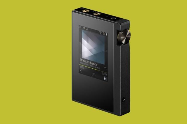 Onkyo DP-S1 Digital Audio Player DAP mit MQA