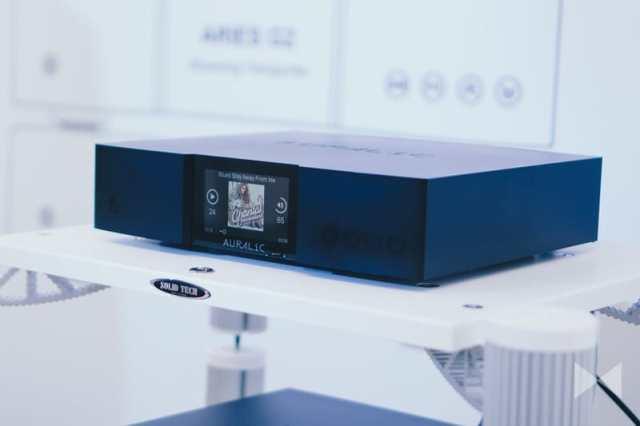 Auralic Aries G2 Netzwerkplayer, Streamer, Roon-Ready-Endpoint