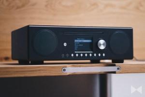 Test: Auna Connect CD Internetradio mit CD-Player, Bluetooth und Spotify