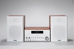 Kenwood M-817DAB Stereoanlage mit Bluetooth-Streaming