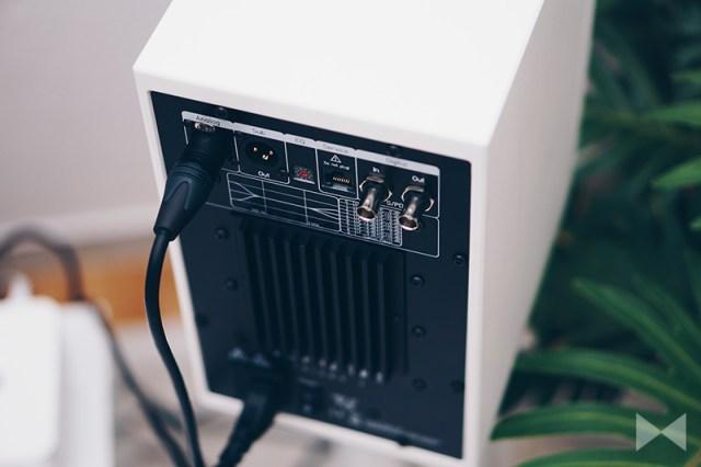 Schanks Prisma 2 Anschlussfeld mit Analog- und Digitaleingängen