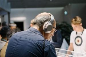 Sony WH-1000XM2: Noise-Cancelling-Kopfhörer mit 40h-Akkupower