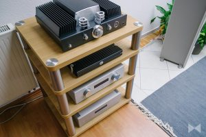 Roterring Belmaro 14 Test: HiFi-Rack