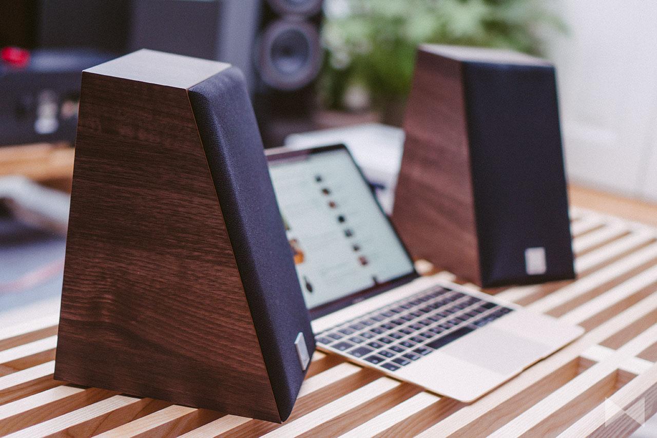 Dali Alteco C-1 Test Dolby-Atmos-Lautsprecher für den Schreibtisch