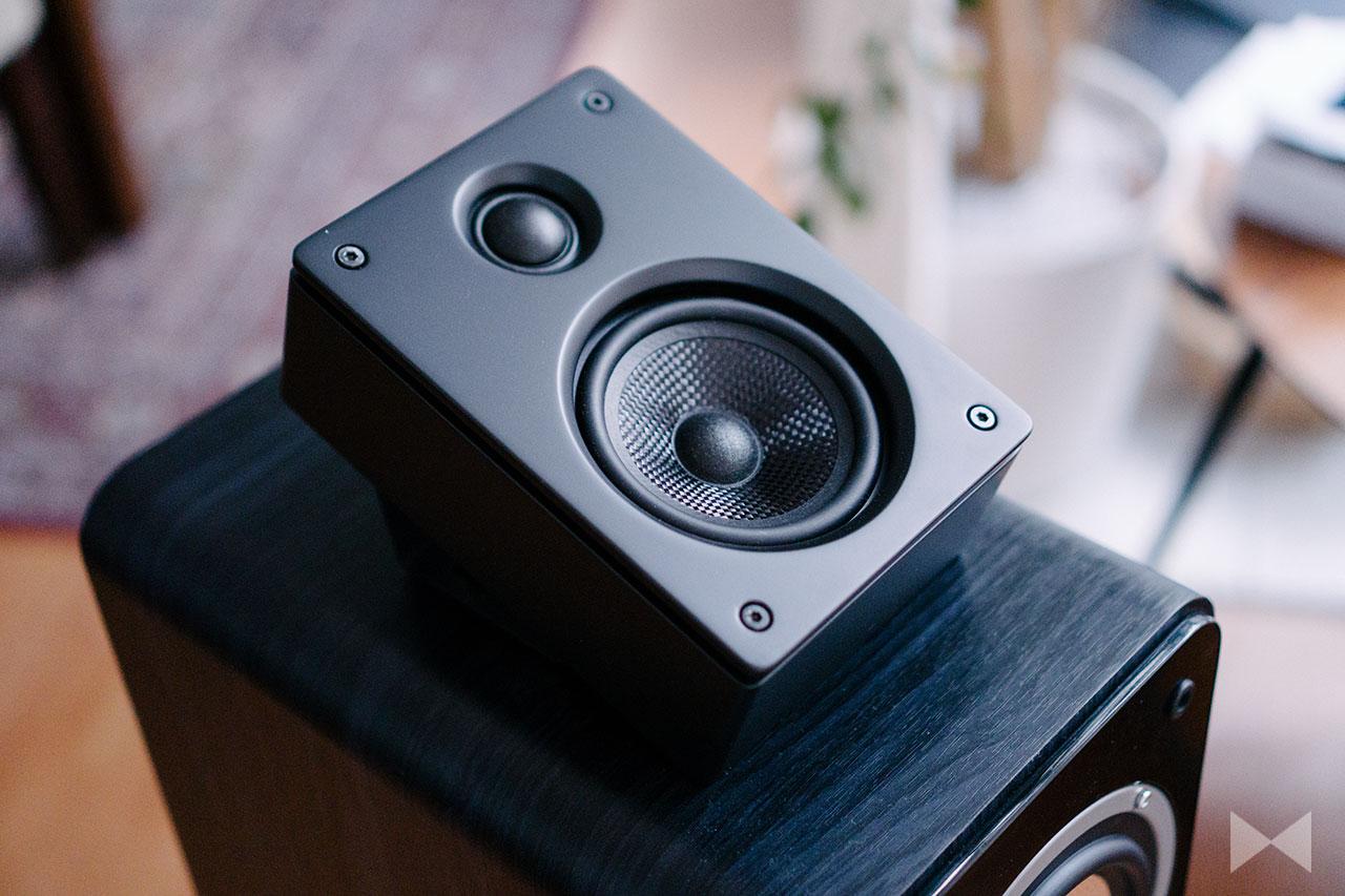 Teufel Reflekt Test: Dolby-Atmos-Lautsprecher als Deckenstrahler