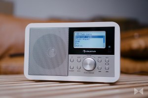 auna Worldwide Mini Internetradio im Test: globaler Wellenreiter