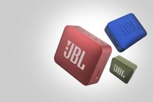 JBL GO 2 wasserdichter Bluetooth-Lautsprecher