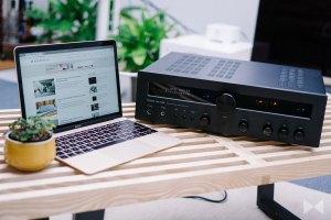 Magnat MR 780 Test digitaler Stereo-Röhrenverstärker