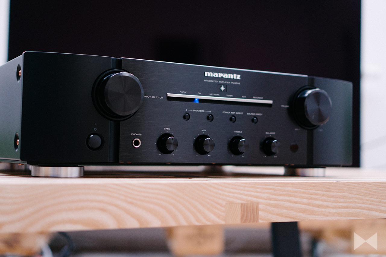 Marantz PM 8006 Test: Stereo-Verstärker für Vinyl-Liebhaber