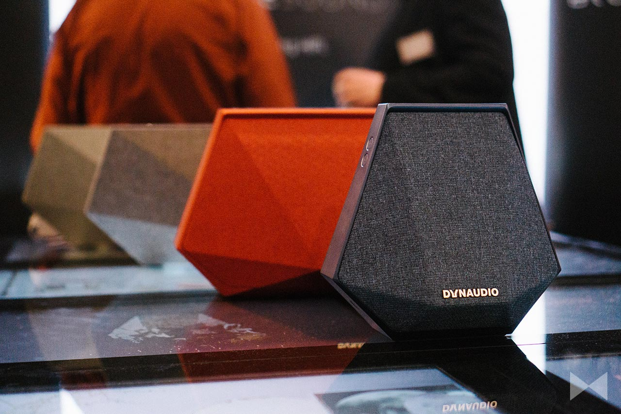Dynaudio Music 1 WLAN-Lautsprecher mit Multiroom