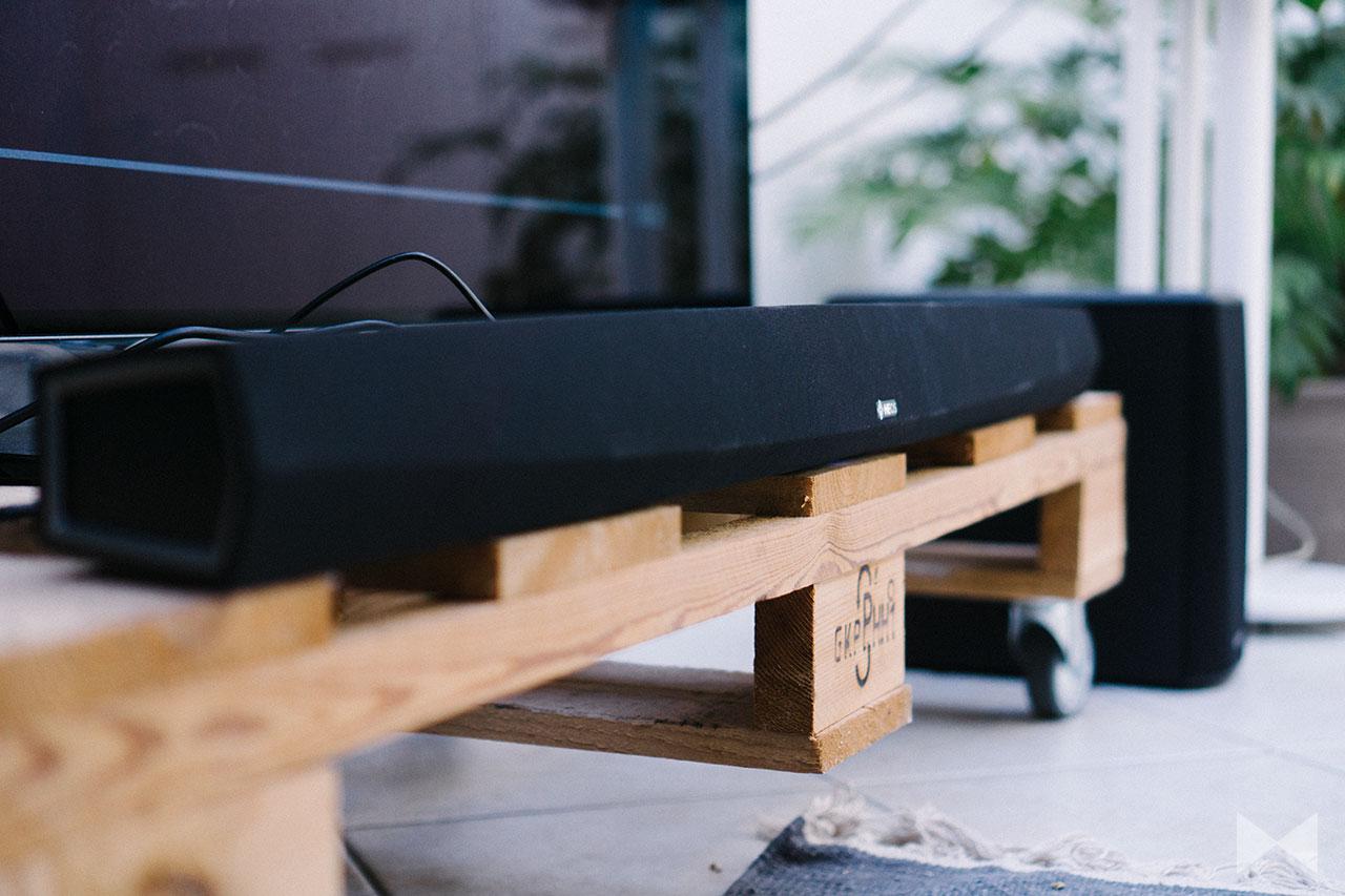 Heos HomeCinema HS2 Test Multiroom-Soundbar