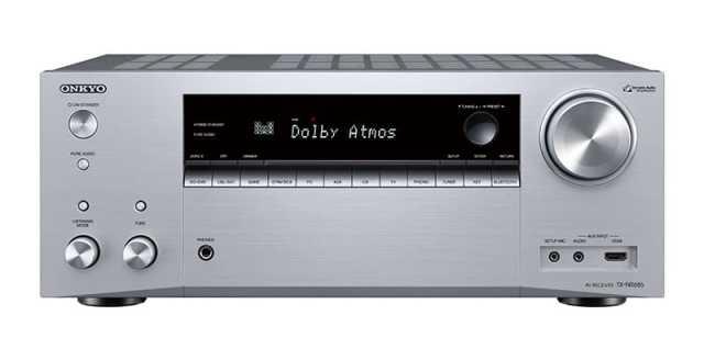 Onkyo TX-NR686 AV-Receiver mit Dolby Atmos und DTS:X