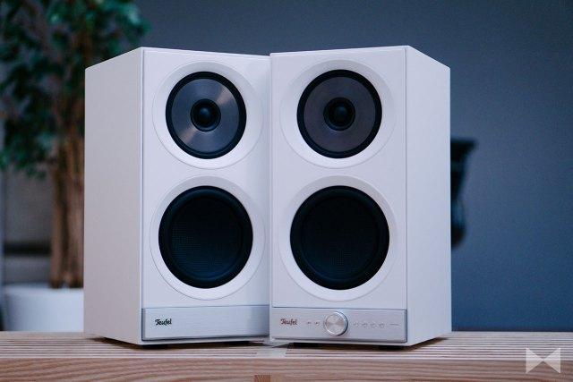 Teufel Stereo M Test: WLAN-Lautsprecher mit Bluetooth