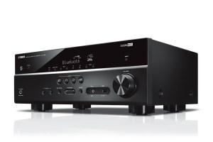 Yamaha RX-V385: AV-Receiver mit Bluetooth, 4K, Dolby Vision, YPAO