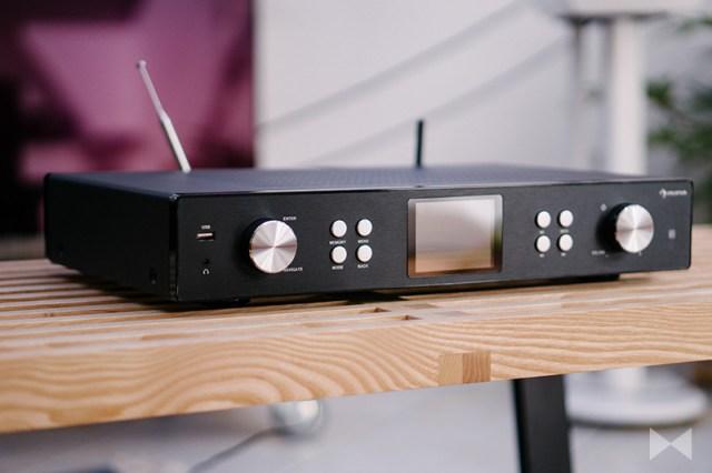 auna iTuner 320 Testbericht Review HiFi-Streamer