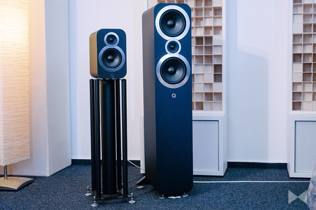 Q Acoustics Q 3050i Standlautsprecher
