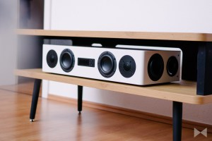 Nubert nuPro AS-250 Test: aktives Soundboard mit HDMI-Modul