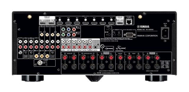 Yamaha RX-A2080 AVR