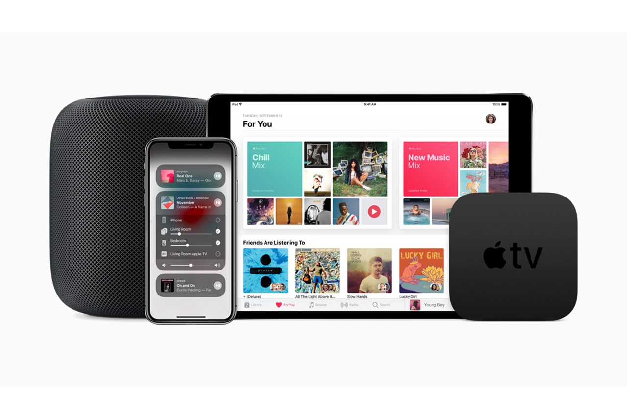 Apple Airplay 2 iOS 11.4