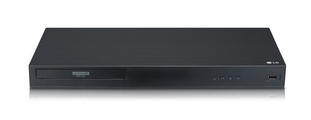 LG UBK90 4K-Blu-ray-Player
