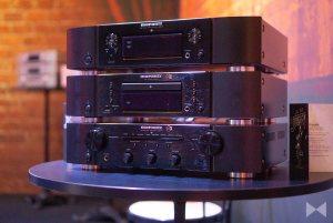 Marantz NA6006: Streamer mit Heos-Multiroom und Alexa-Sprachassistent