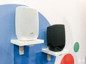 Polk Assist: WLAN-Lautsprecher mit Chromecast und Google Assistant