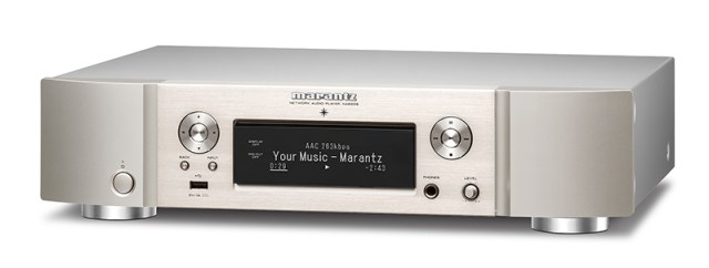 Marantz NA6006 mit Heos-Multiroom und Amazon Alexa-Sprachsteuerung