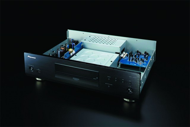 Pioneer UDP-LX500 – Universalplayer