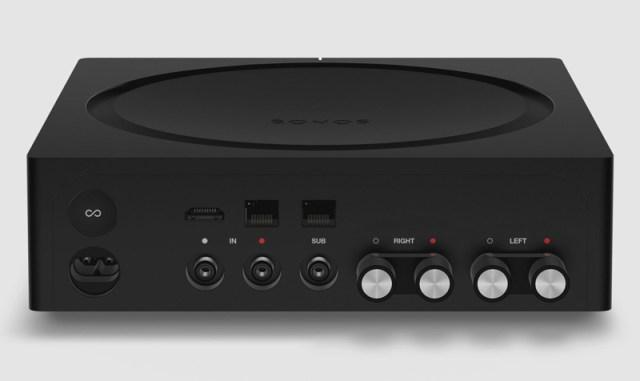 Sonos Amp Anschlüsse mit HDMI-ARC für Smart-TVs
