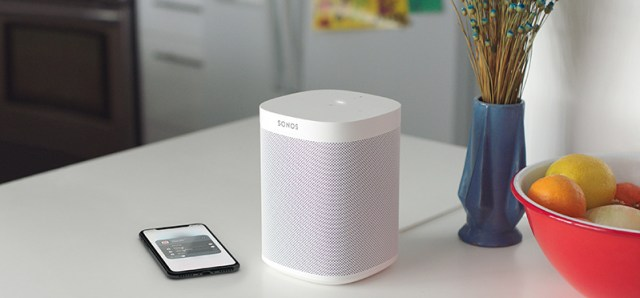 Sonos One Apple AirPlay 2