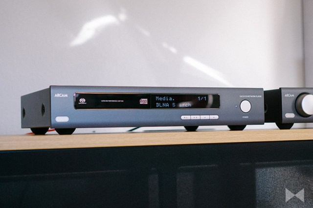 Arcam CDS50 Test CD-Player