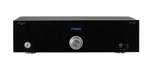 Advance Paris X-P500 Dual-Mono-PreAmp
