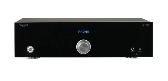 Advance Paris X-P500 Dual-Mono-PreAmp