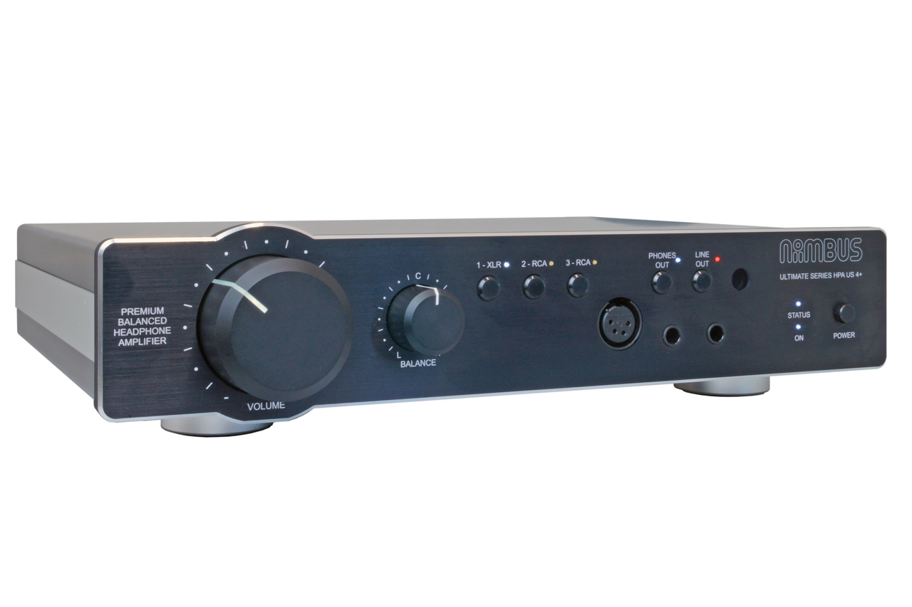 Niimbus US 4+ Kopfhörerverstärker