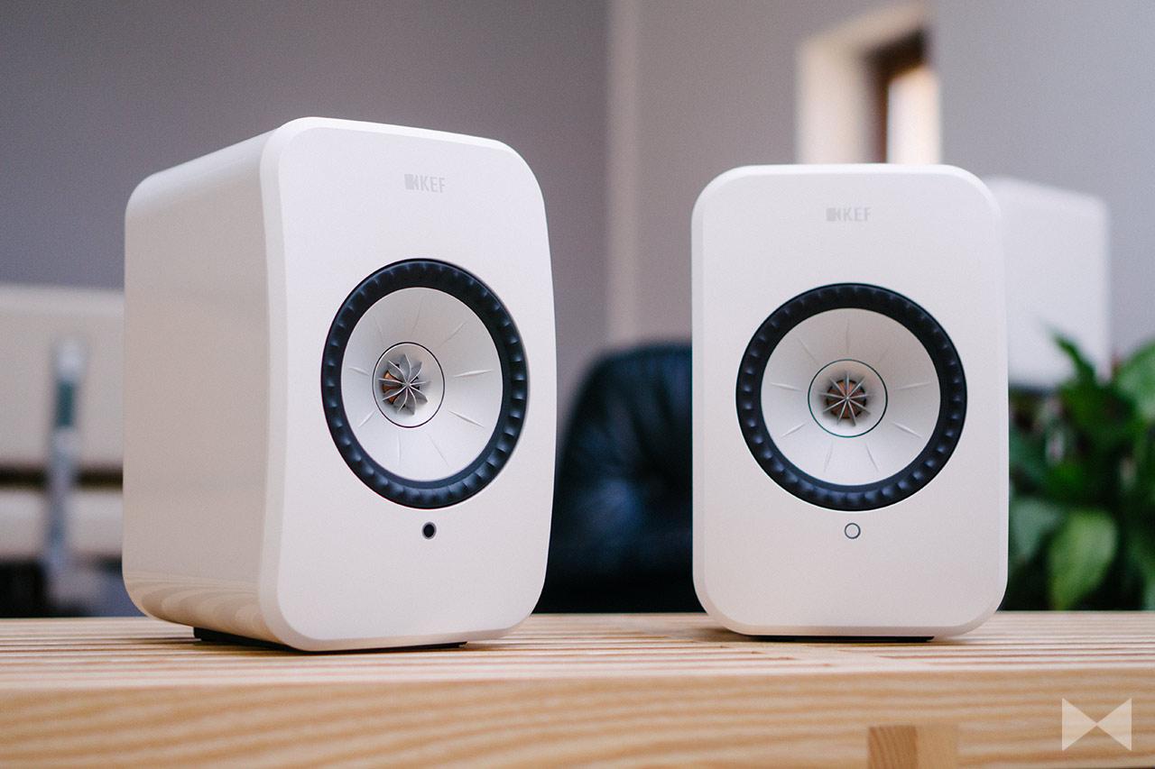 KEF LSX Test: kompakte LS50 Wireless mit AirPlay 2, Roon und Spotify