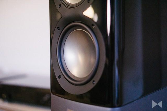 Elac Navis B51 Bass Tiefton-Lautsprecher