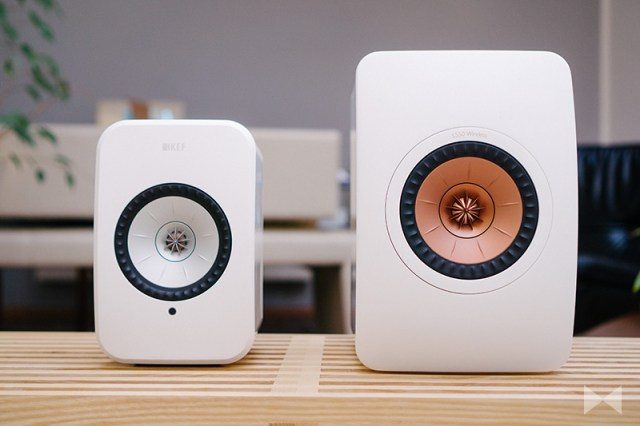 KEF LSX vs LS50 Wireless
