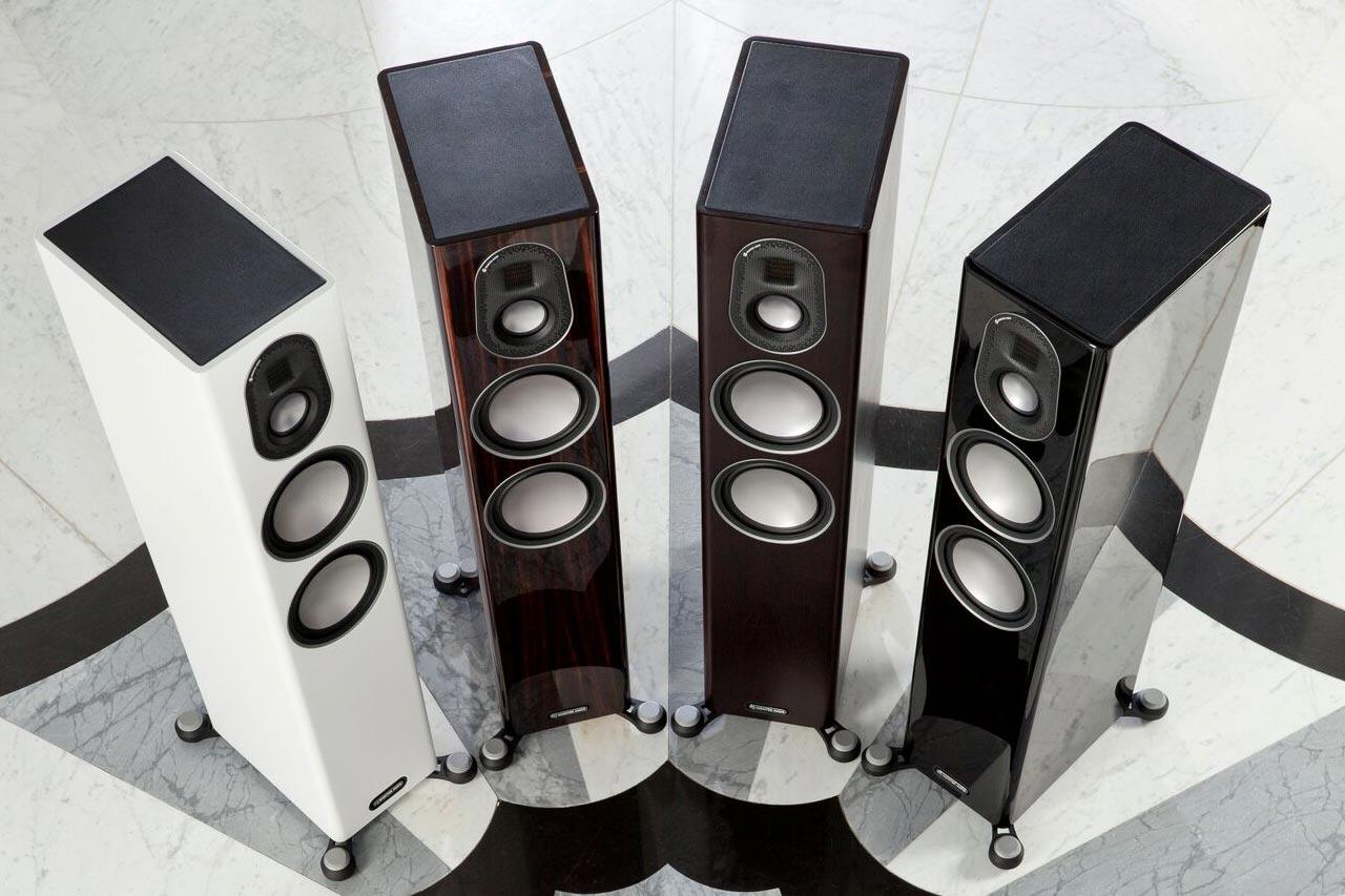 Monitor Audio Gold 200 Lautsprecher-Serie Standlautsprecher