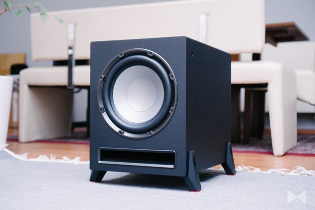 Teufel T 10 Wireless-Subwoofer Test