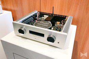 AVM A 6.3 / A 8.3: Vollverstärker mit Transistor- und Röhrentechnik