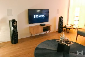 Sonos Amp und In-Wall-Speaker by Sonance: Streaming im Connected Home
