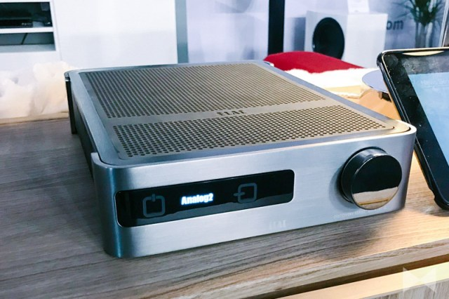 Elac DS-A101-G Wireless-Amp mit Roon-Streaming