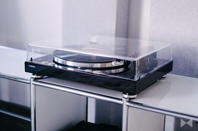 Yamaha MusicCast Vinyl 500 Haube