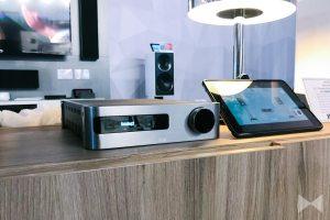 Elac DS-A101-G: Wireless-Verstärker mit Roon-Endpoint