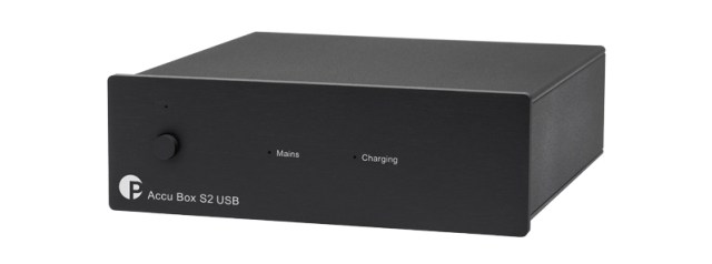 Pro-Ject Accu Box S2 USB: Akku-Netzteil