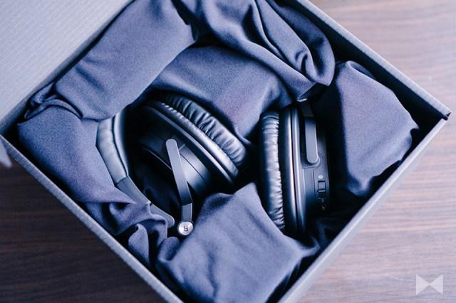 Audio Technica ATH-M50xBT Testbericht Over-Ear-Kopfhörer
