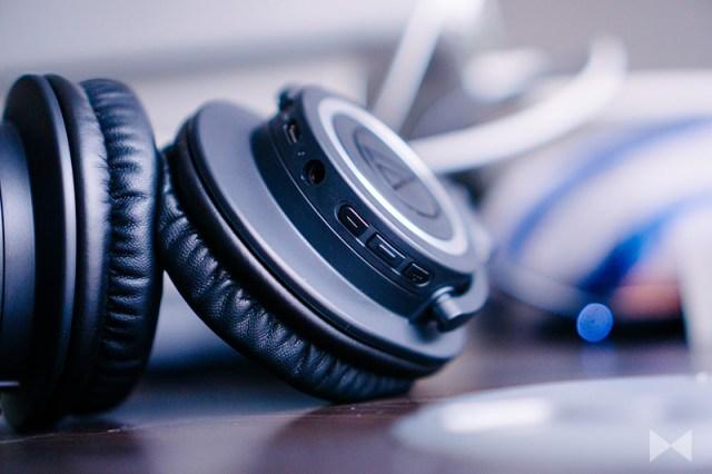 Audio Technica ATH-M50xBT Wireless-Kopfhörer
