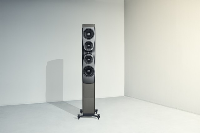 Dynaudio Confidence 50: NeoTec-Bass
